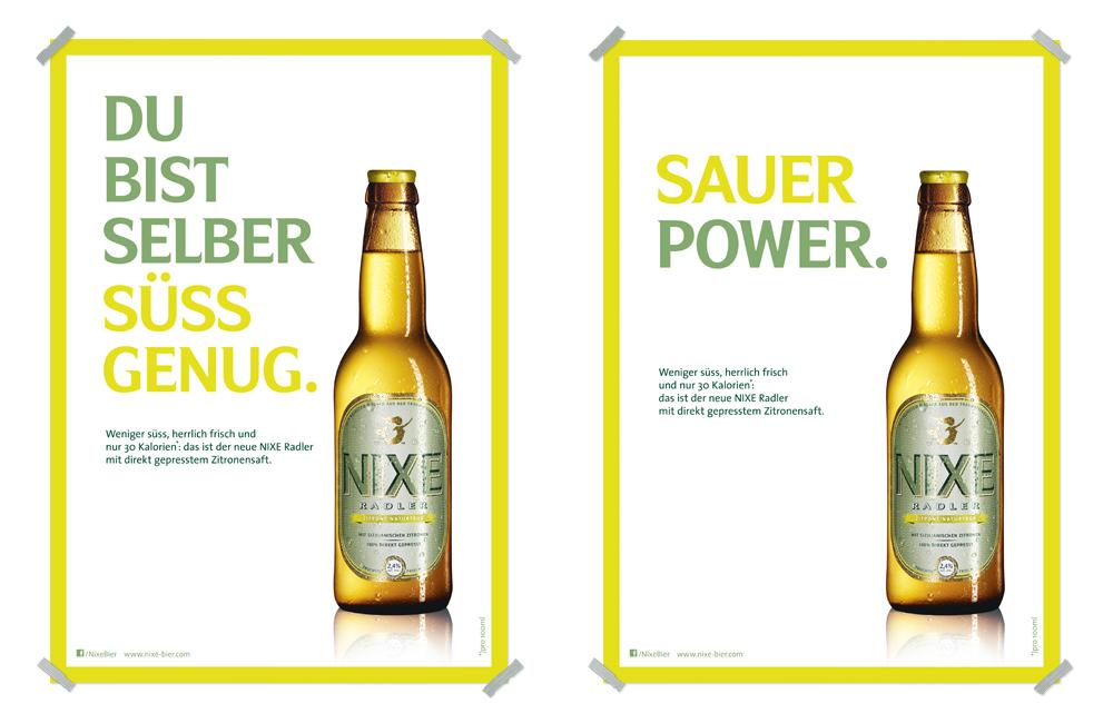 NIXE PosterRadler 2erPICS 1000x450
