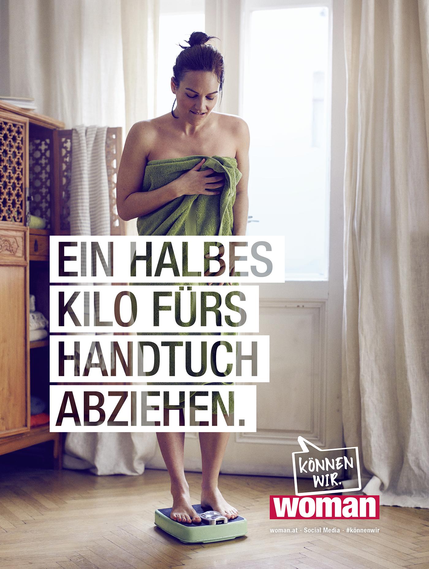 Woman-IMAGEkoennenwir-Print-Handtuch
