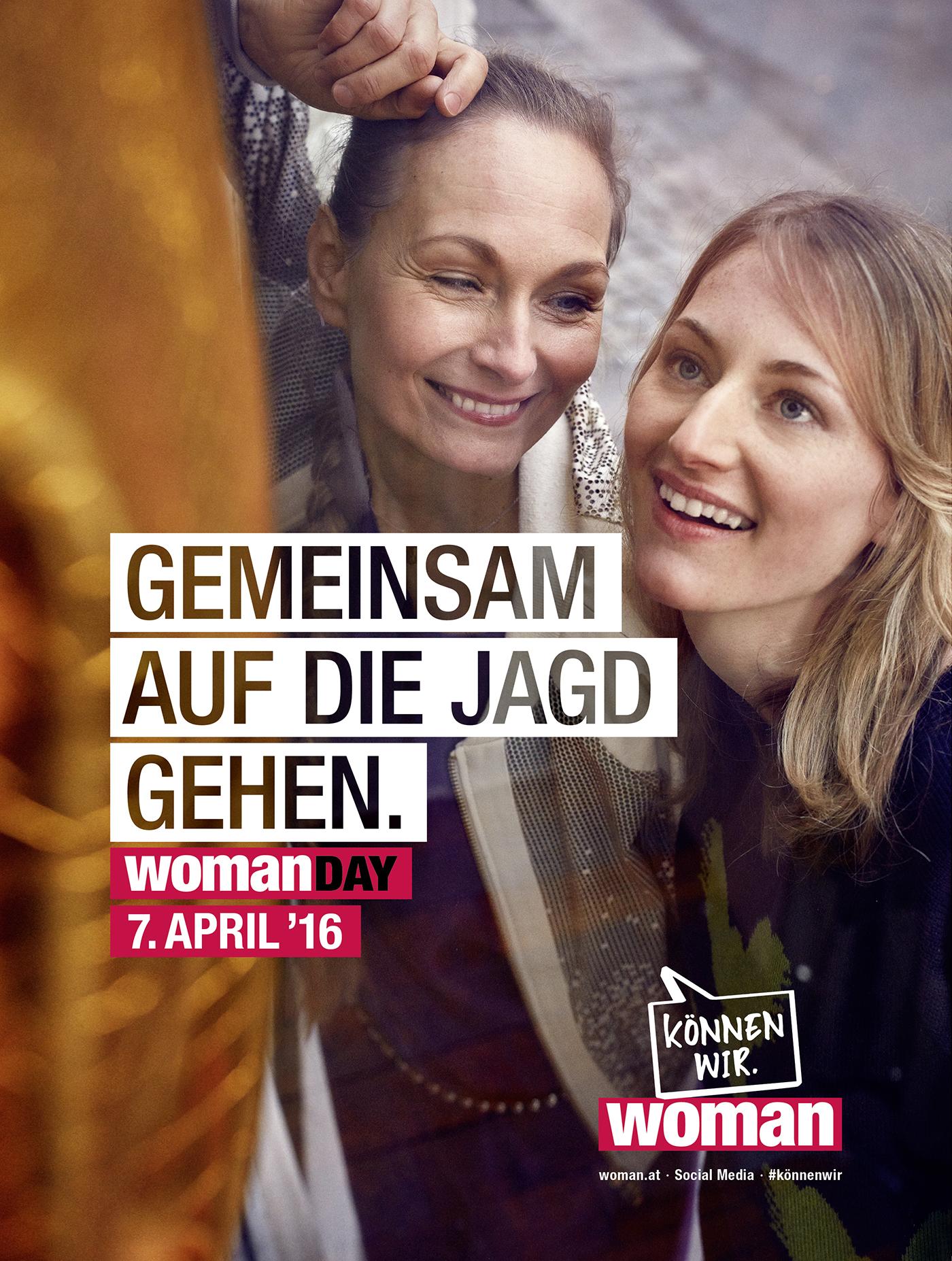 Woman-IMAGEkoennenwir-Print-Jagd