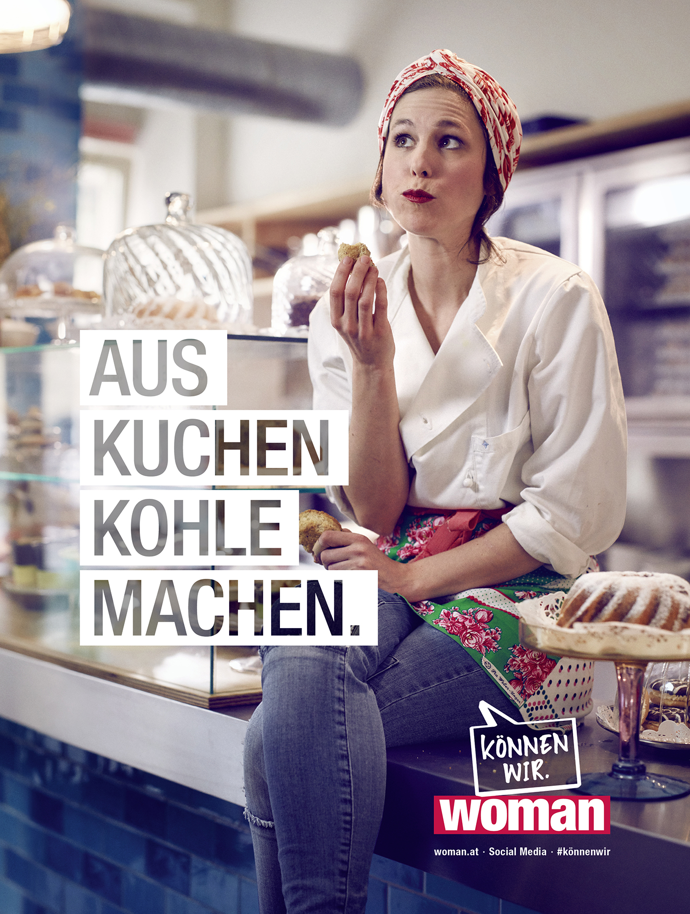 Woman-IMAGEkoennenwir-Print-Kuchen