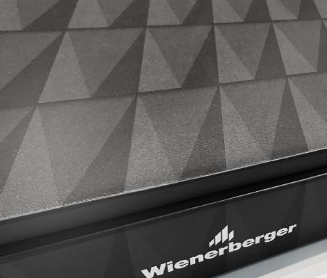 Wienerberger – Packaging Design-Dachziegel