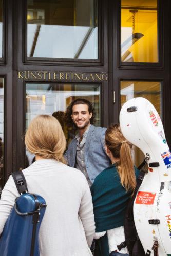 Büro an der Wien, badw, Österreich Werbung, ÖW, Kampagne, Weltbühne Musik, Storytelling, Shooting